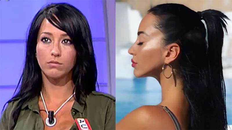 Aurah Ruiz antes y después