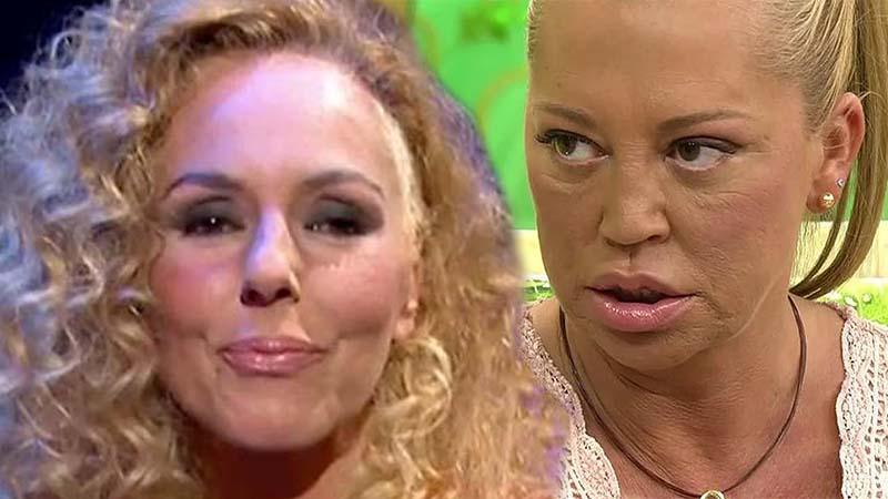 Roció Carrasco guerra contra Belén Esteban