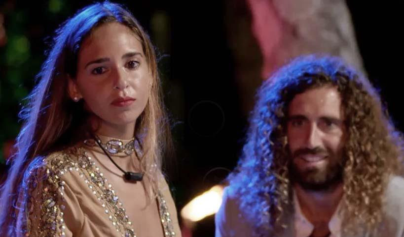 El reencuentro de Claudia y Raúl
