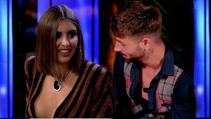 Isaac dice a Marina que no puede olvidarla