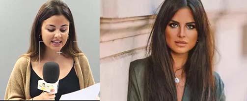 El antes y después de Alexia Rivas
