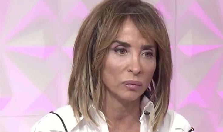Las redes piden el despido de María Patiño