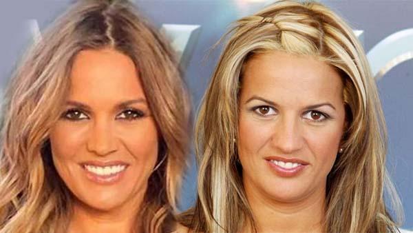 El antes y después de Marta López
