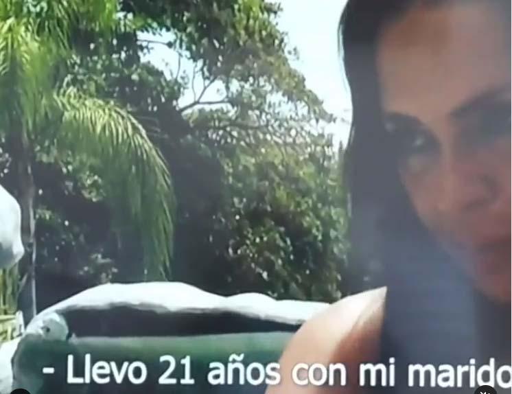 Olga Moreno habla alto y claro