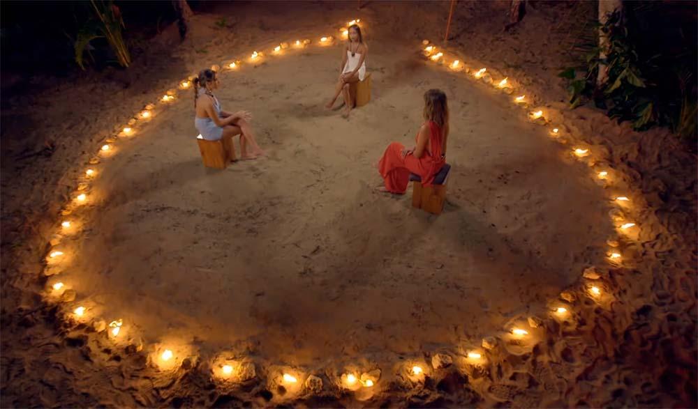 El círculo de fuego de Marina y Lucía